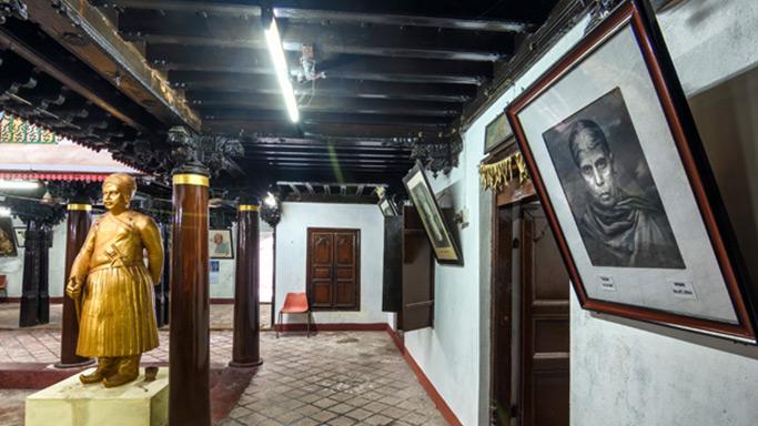 Rangapillai Museum