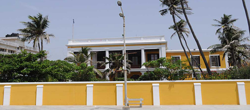 French Consulate | Pondicherry