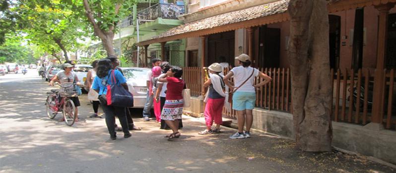 Heritage Walking Tour | Pondicherry