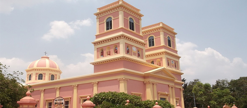 Lady of Angels Church | Pondicherry