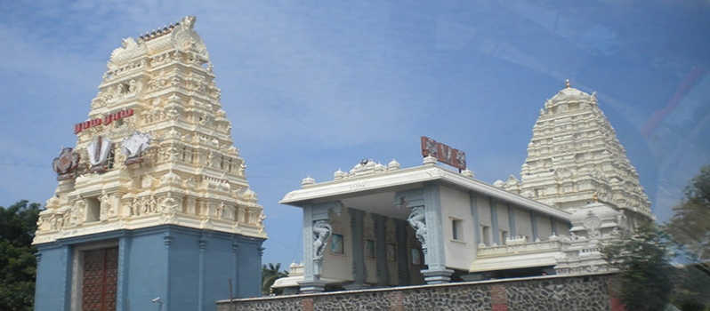 Panchamukha Anjaneyaswamy Temple