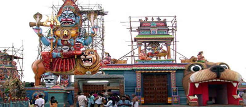Pratyangira Devi temple