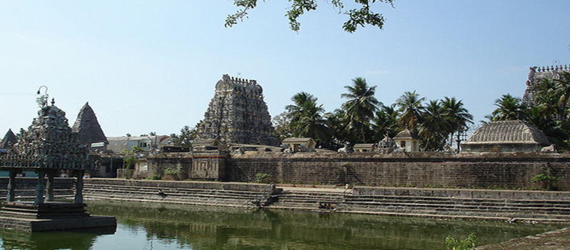 Sri Kokilambal Thirukameswara Temple | Villianur Thirukameswar Temple