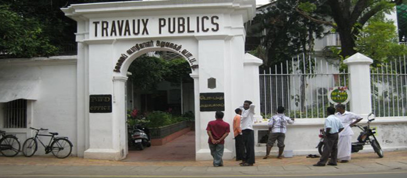 Travaux Publics | Public Work Department